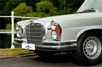 Mercedes Benz 280 SE Coupe